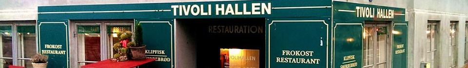 Tivolihallen - Classic Danish lunch restaurant in the heart of Copenhagen